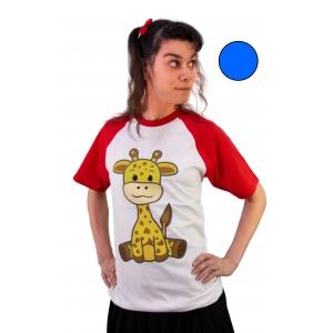 Giraldo T-shirt Blauw