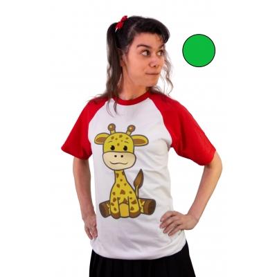 Giraldo T-shirt Groen