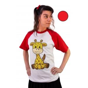 Giraldo T-shirt Rood