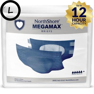 NorthShore MEGAMAX Blauw L