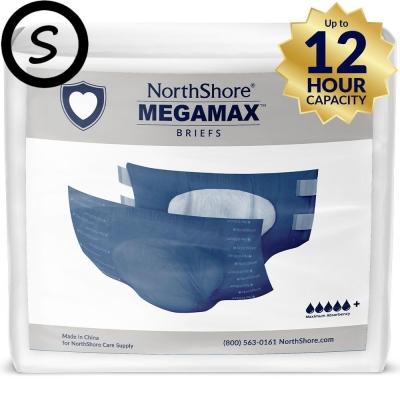 NorthShore MEGAMAX Blauw S