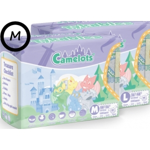 Tykables Camelots M