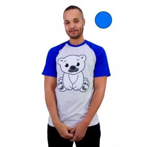 Polar T-shirt Blauw